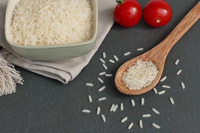 cara menyimpan beras
